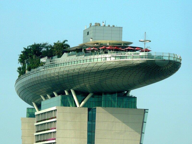 Корабль Сингапура