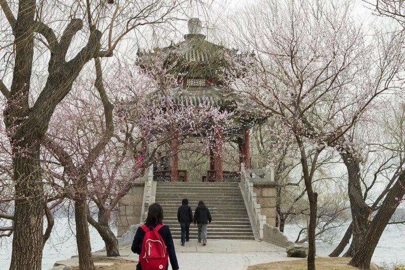 Поэтический мост, парк Ихэюань, Летний дворец, Пекин