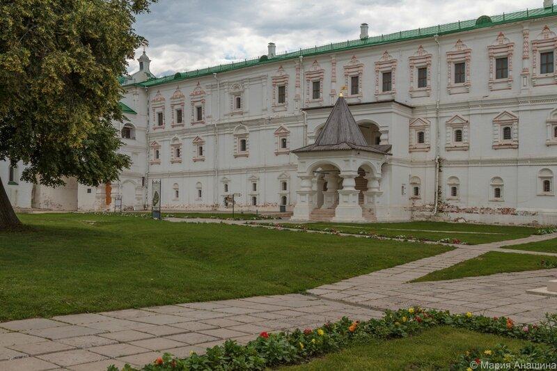 Дворец Олега