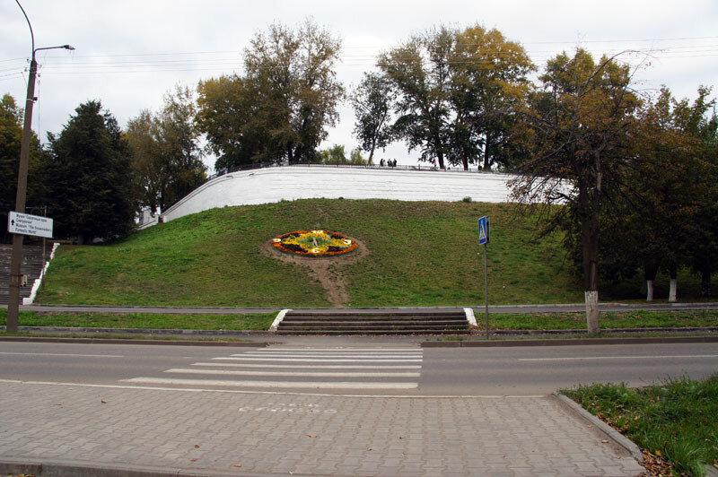 Смотровые площадки Золотого Кольца 07 - Кострома - Набережная