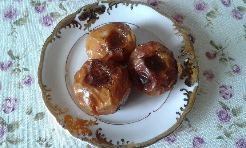 Яблоки в аэрогриле рецепты с фото