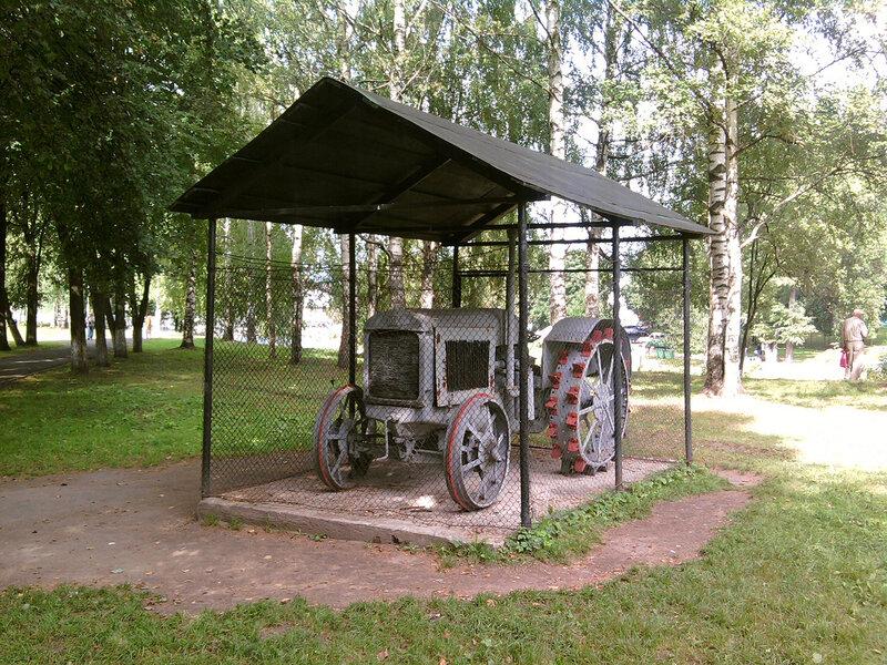 В городе Углич