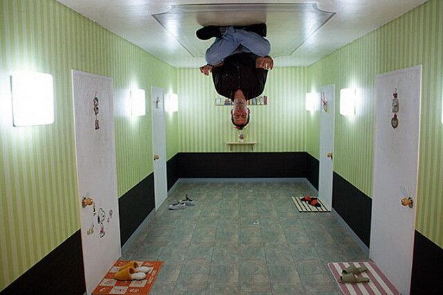 Музей оптических иллюзий. Сеул