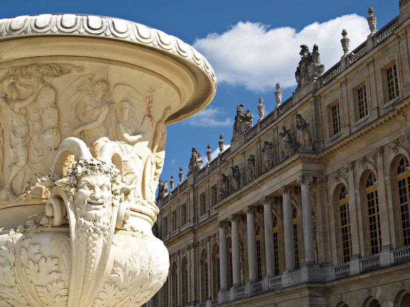 Версаль. Франция. Часть 16..