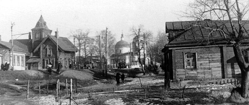 Москва 1940-х гг.