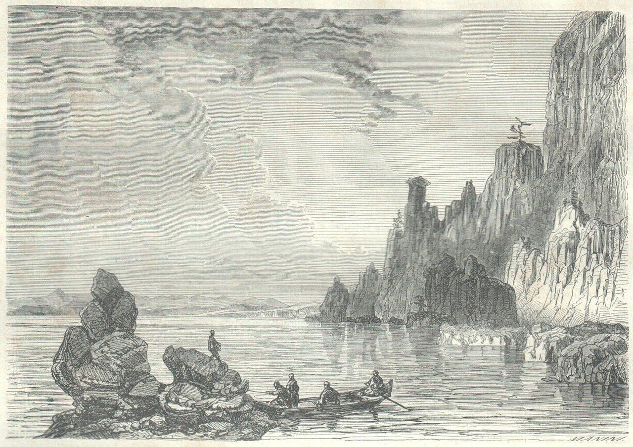1860. Озеро Байкал