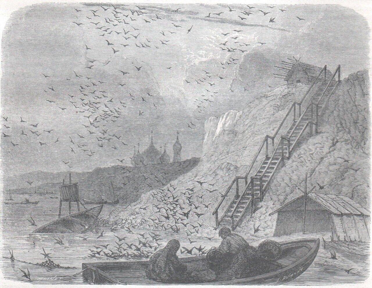 1867. Рыбаки на Волге