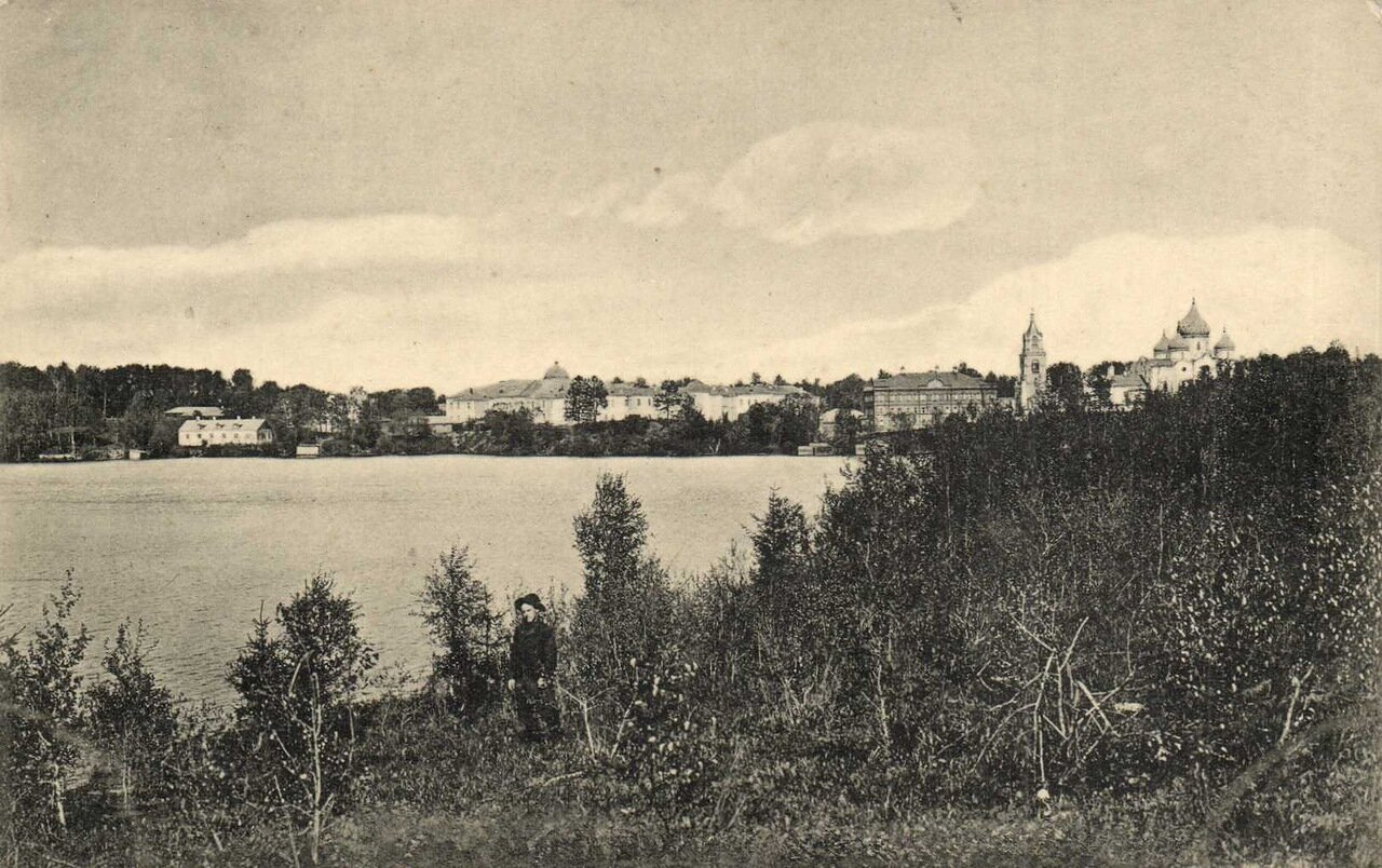 Вифанский монастырь и духовная академия