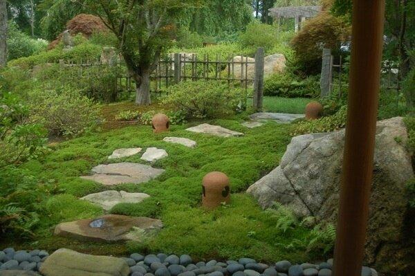Садовые дворики. Ландшафтный дизайн  - фото 21