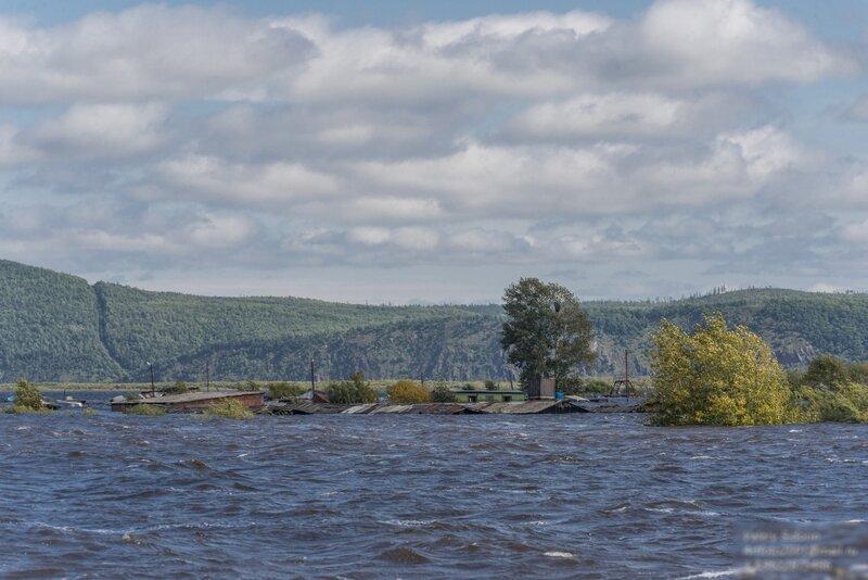 2 место. Мощь наводнения.Район лодочной станции г.Комсомольска-на-Амуре (Валерий Сидорин).jpg