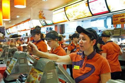 McDonald's начнет покорять Новосибирск
