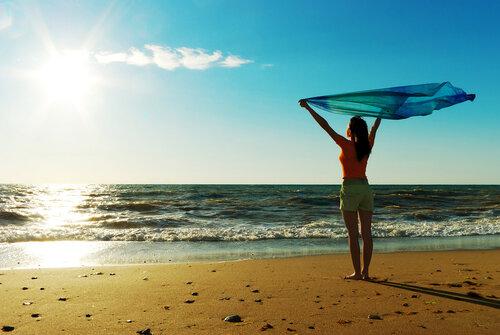 Утреннее солнышко способствует похудению