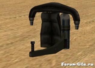GTA San Andreas Jetpack