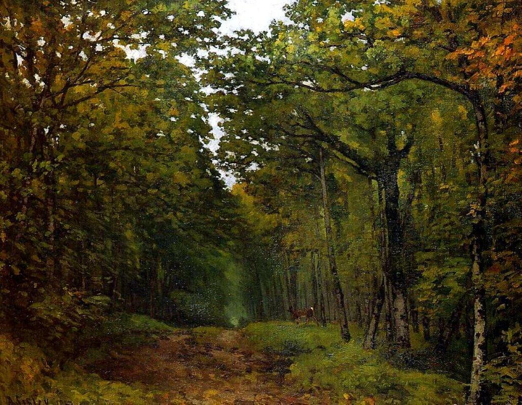 Avenue of Chestnut Trees near La Celle-Saint-Cloud.jpg