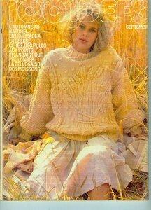 Времена года от RED VALENTINO - платья и свитера спицами