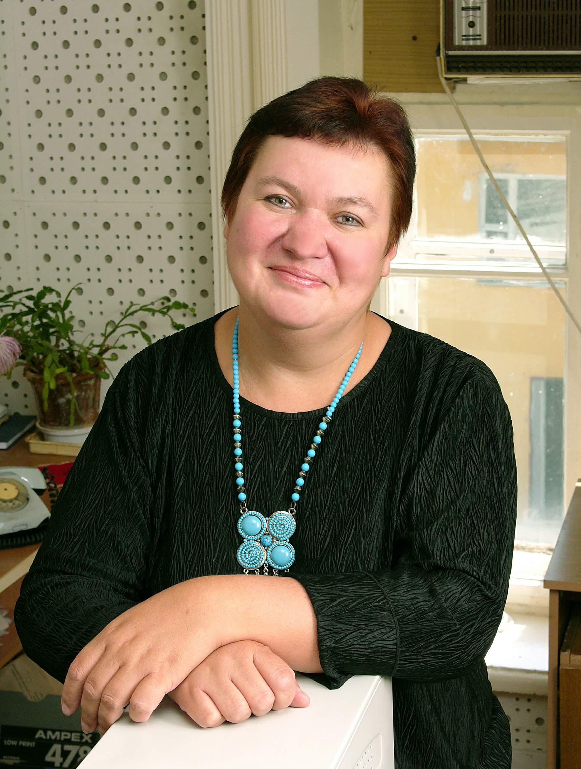 ЩЕГОЛЬКОВА Людмила Михайловна