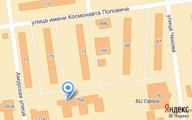 Карта местонахождения сада