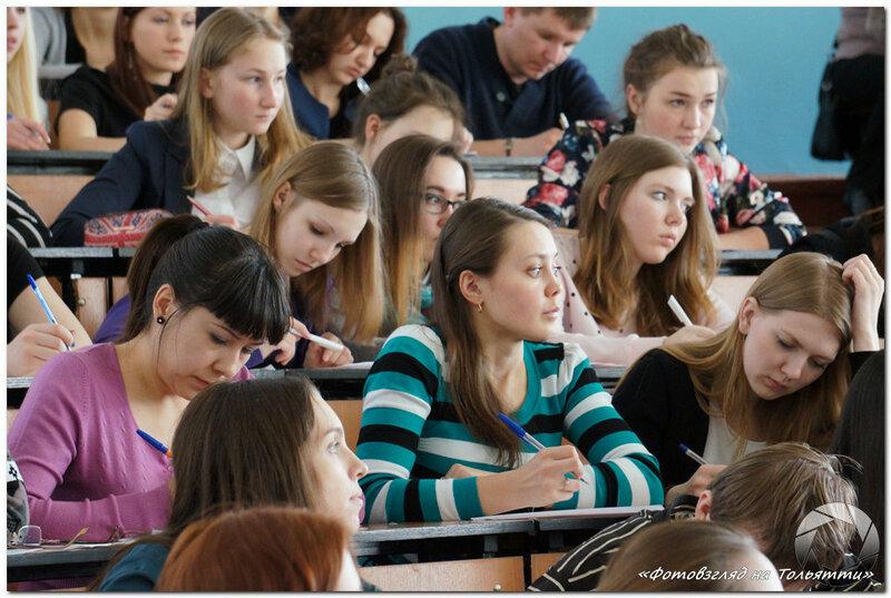 Тотальный диктант в Тольятти
