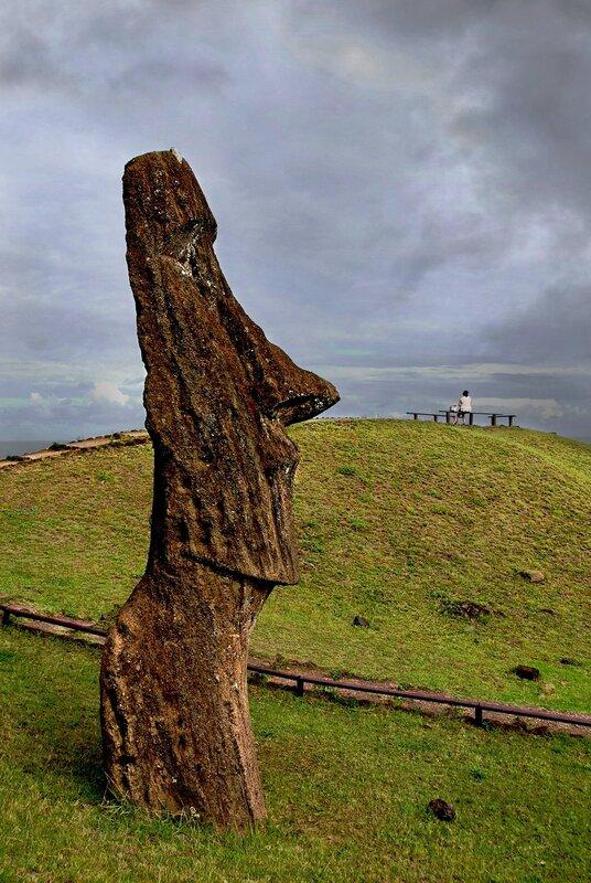 Идолы острова Пасхи