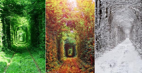 ТОП-10 самых красивых мест Украины
