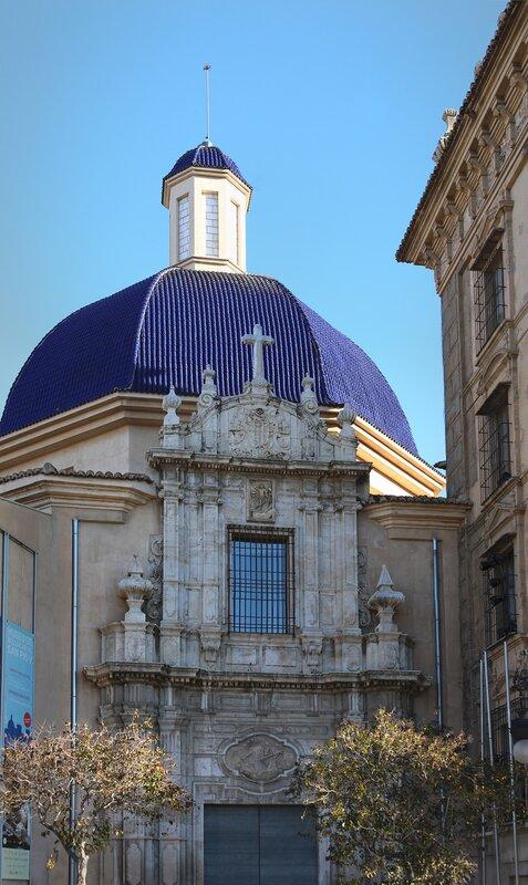 Валенсия, Valencia, Museo de Bellas Artes - музей изящного искусства