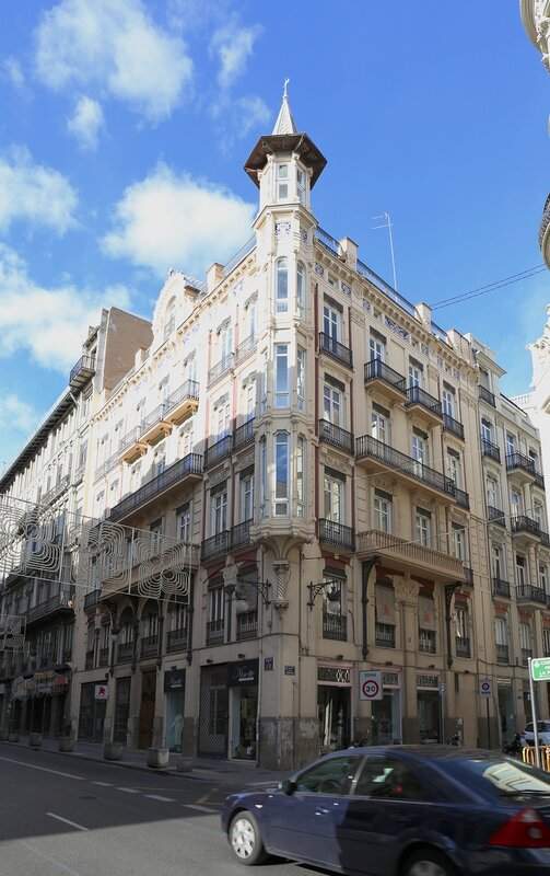 Валенсия, Каса Санчо (Casa Sancho)