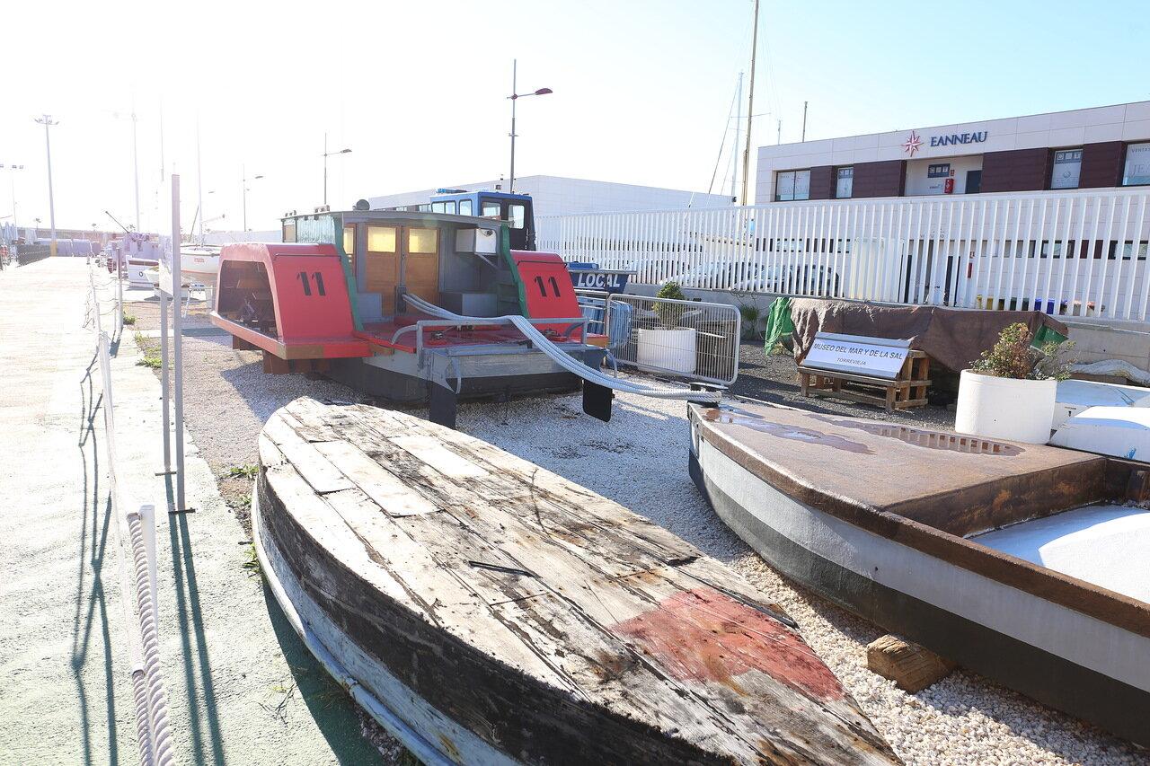 Торревьеха. Морской музей