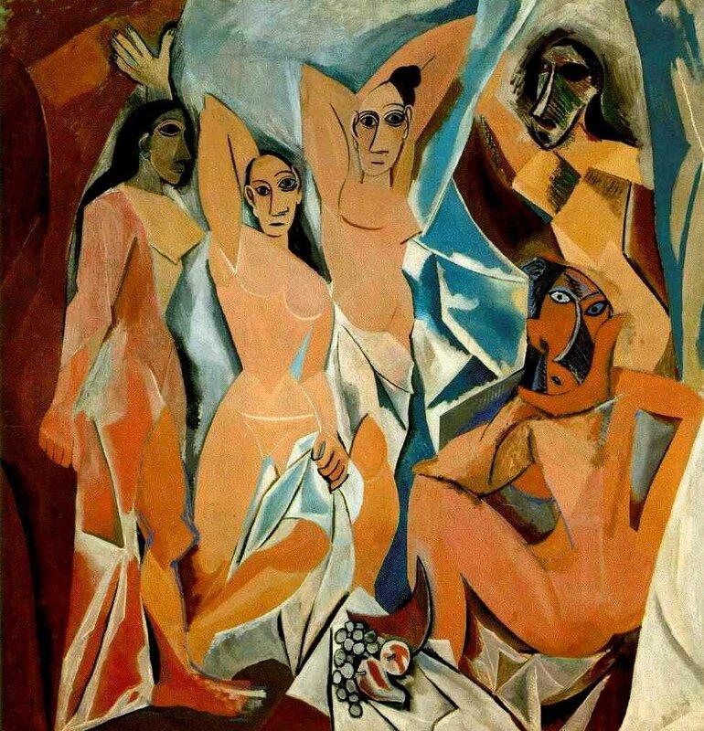 Цитаты Пабло Пикассо об искусстве и другом