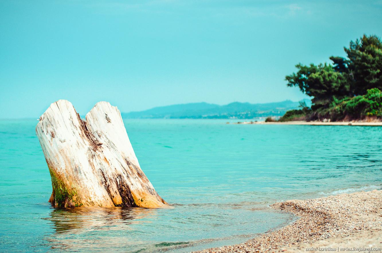 Лучшие пляжи Греции с голубым флагом