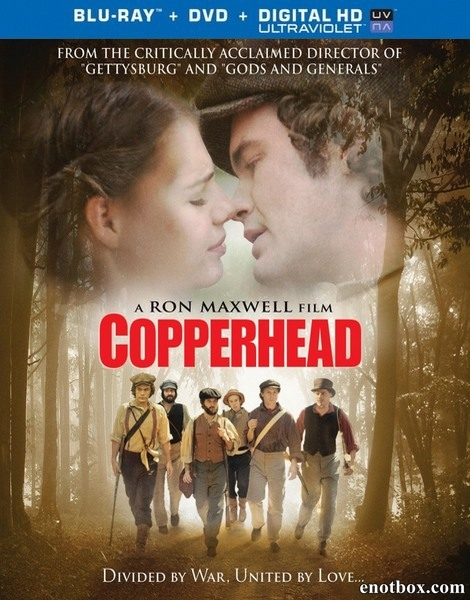 Щитомордники / Copperhead (2013/HDRip)