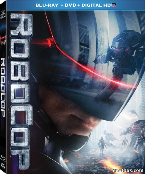 РобоКоп / RoboCop (2014/BD-Remux/BDRip/HDRip)