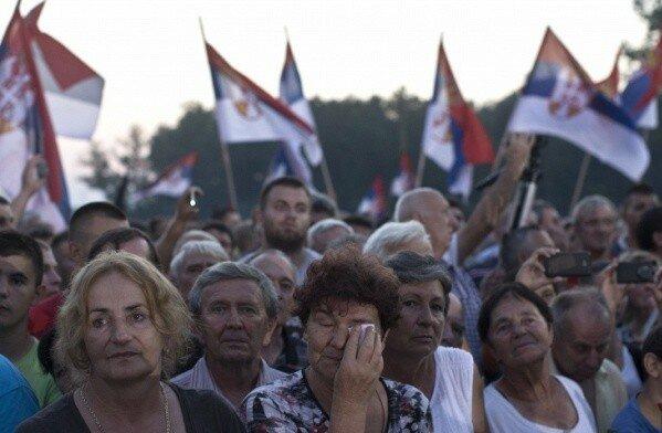 Сербия, этнические конфликты, Олуя