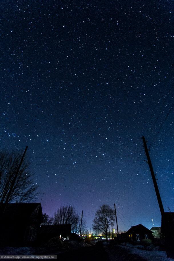 Весенние ночи звёздные очень