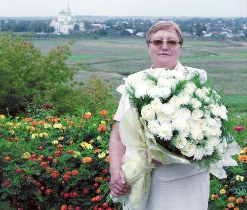 Венедиктова Ольга Ивановна