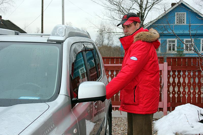 мужская зимняя куртка Extreme Winter Professional, NORTHWESTFUR