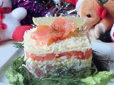 Салат для любимых