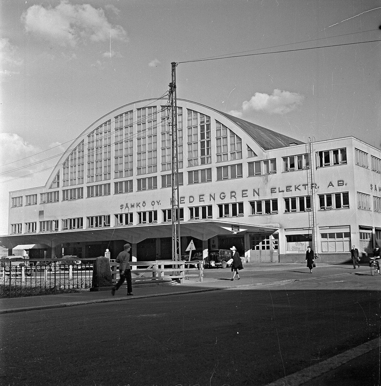 1941. 20 июня.  Автовокзал