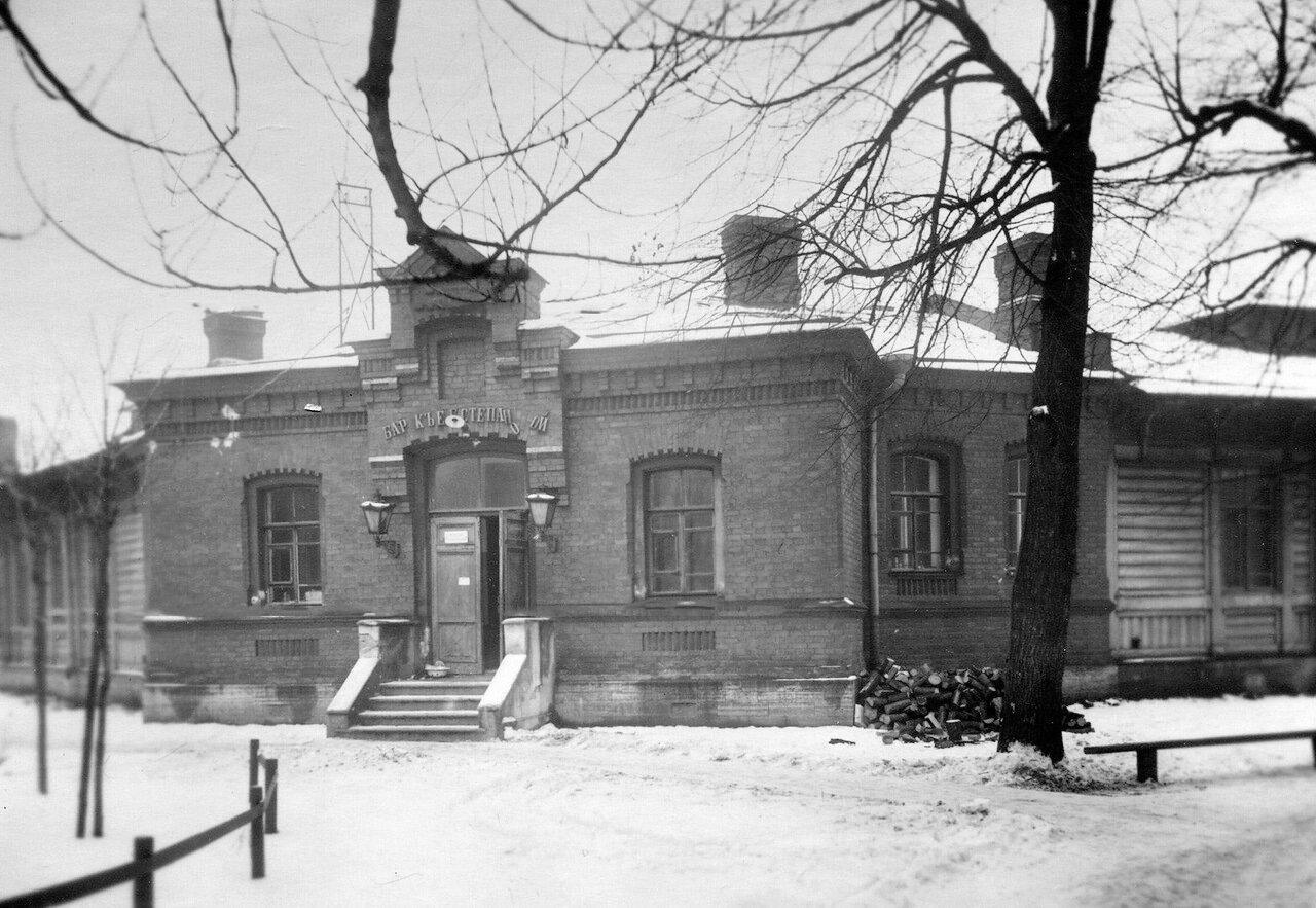 11. Факультетская терапевтическая клиника (Барак Е. Г. Степановой).  1913