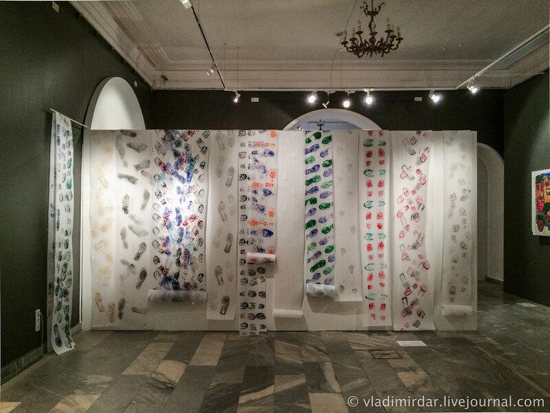 Выставка ОР-НА-МЕНТ в МДПИ