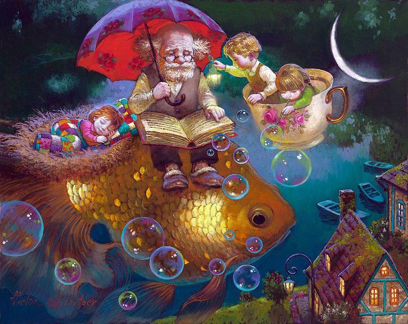 Сказочная живопись Виктора Низовцева (29).jpg