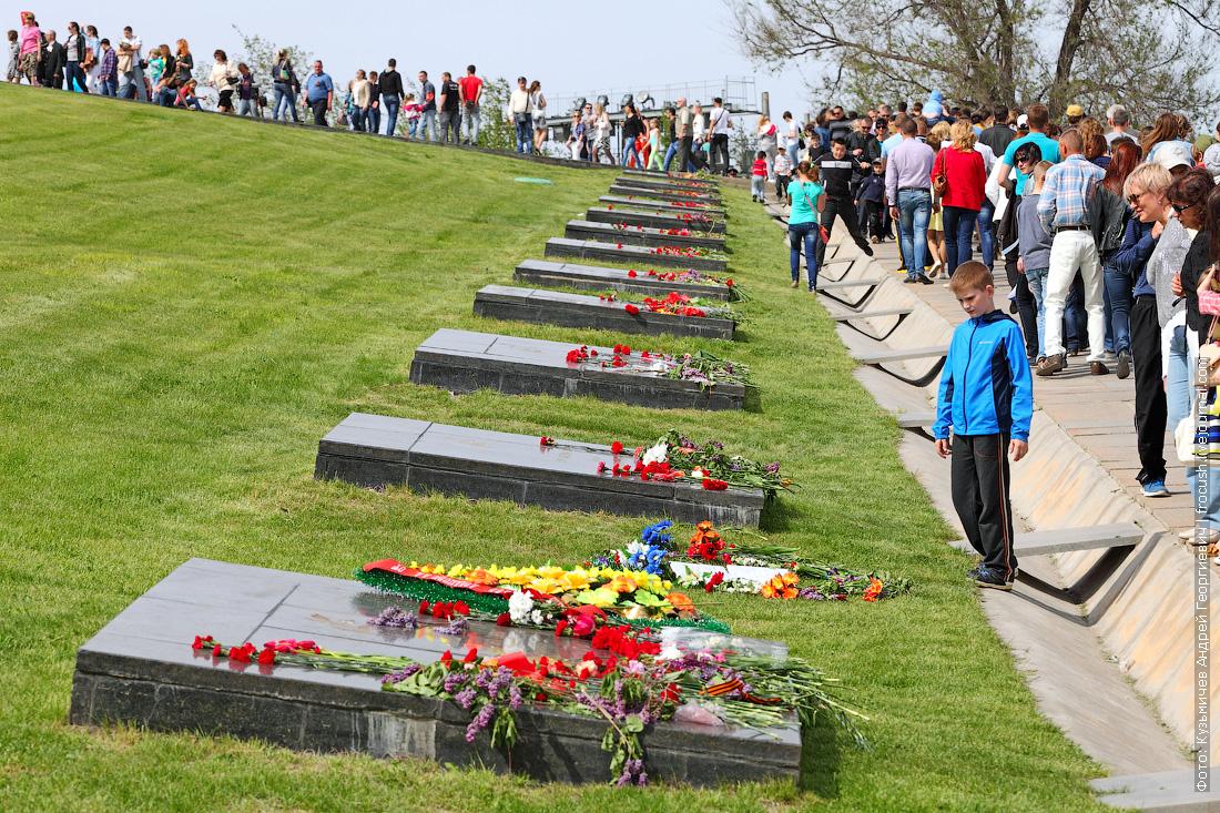 9 мая День Победы в Волгограде