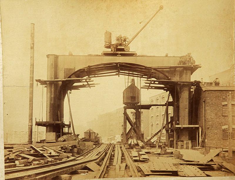 Тауэрский мост картинки