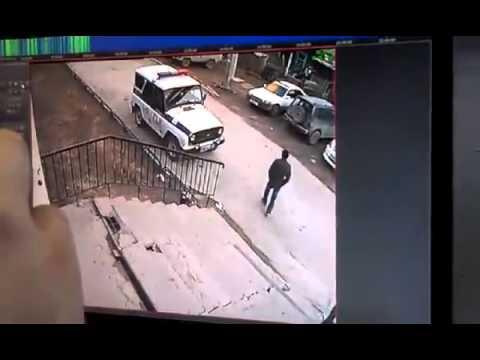 Угнал полицейский УАЗ Якутск