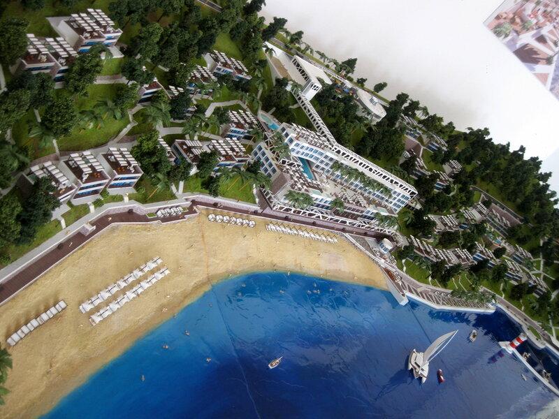 Soho Hotel and Resort в Сутоморе