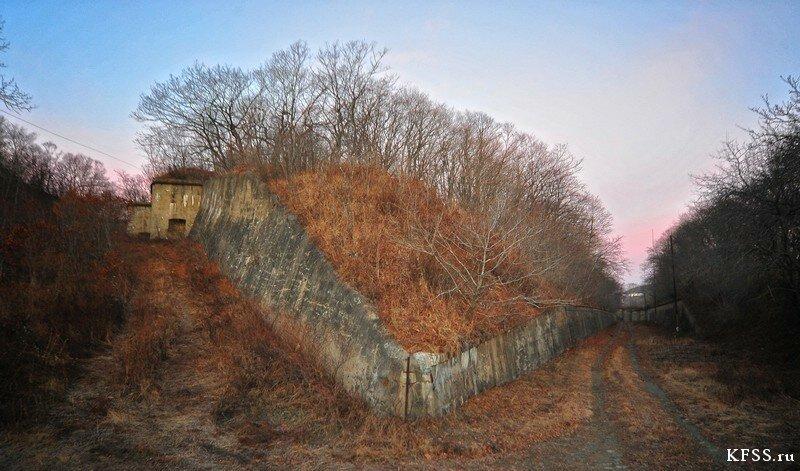 Форт №1 Владивостокской крепости