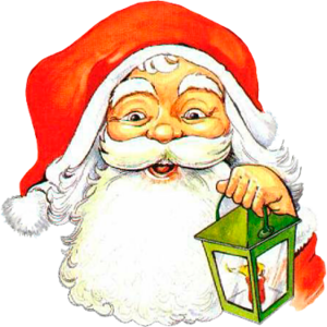 санта клаус, рождество