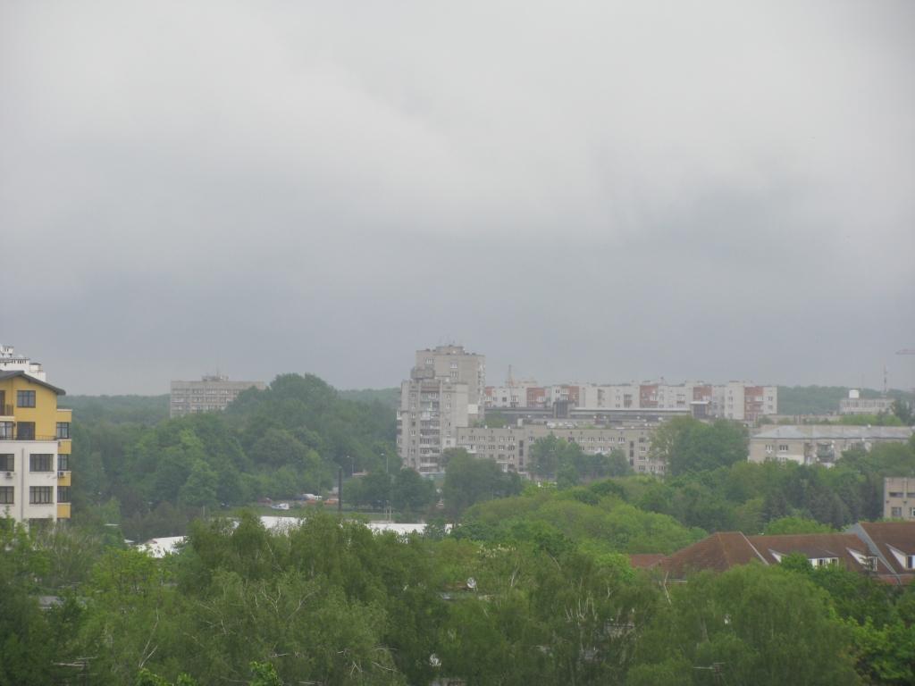 Вул. Зелена - вигляд з Тернопільської 21