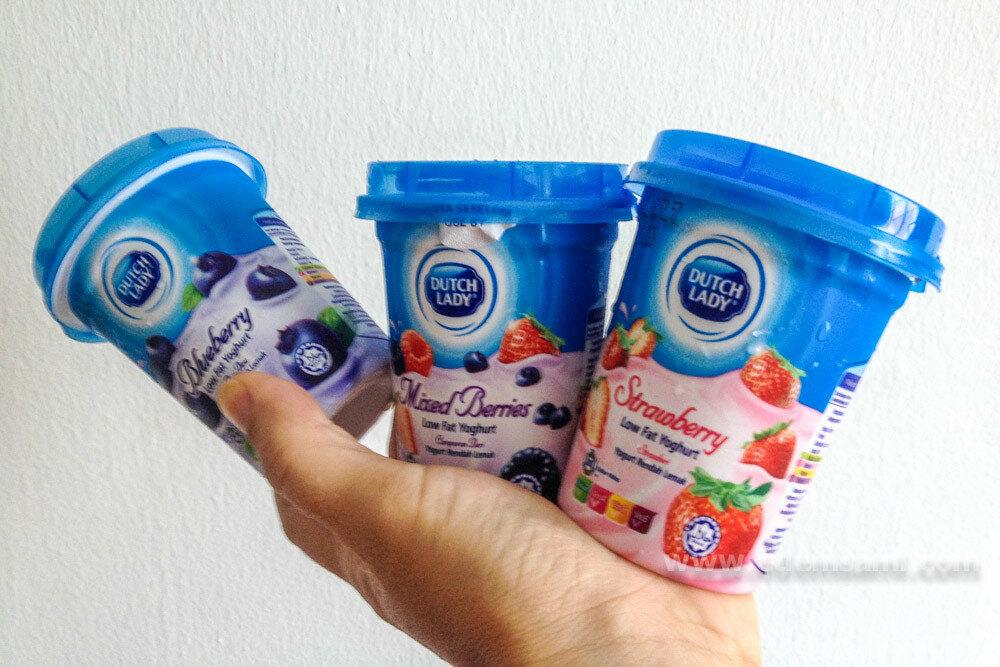Йогурты в Малайзии