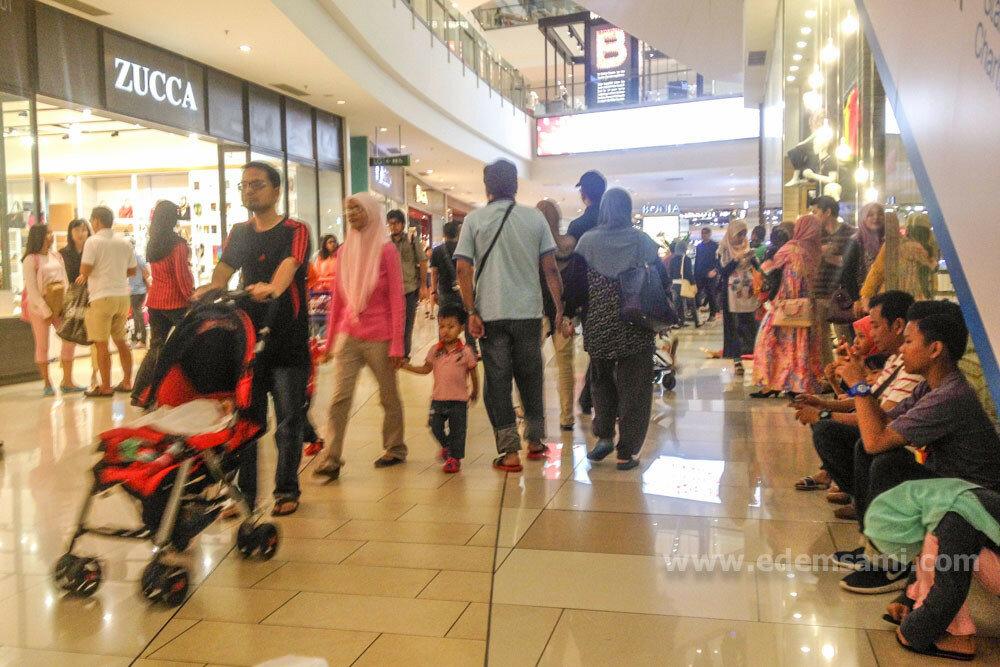 Торговые центры в Малайзии