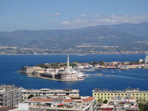 Италия Сицилия Мессина